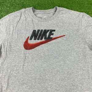 Nike Spell Out Swoosh T-Shirt Men's Size XL